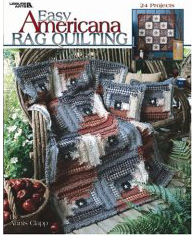 Rag Quilting Book